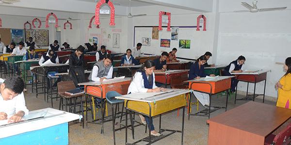classroom in bbdu