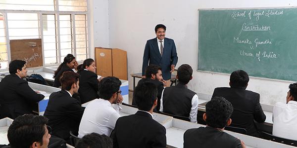 class room bbdu