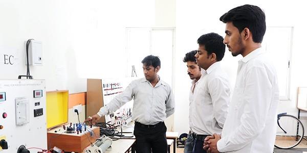 bbd university lab