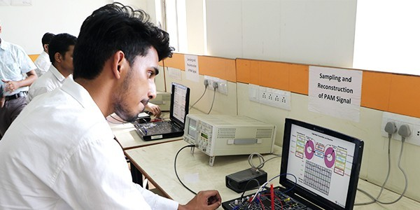 ece lab in bbdu lucknow