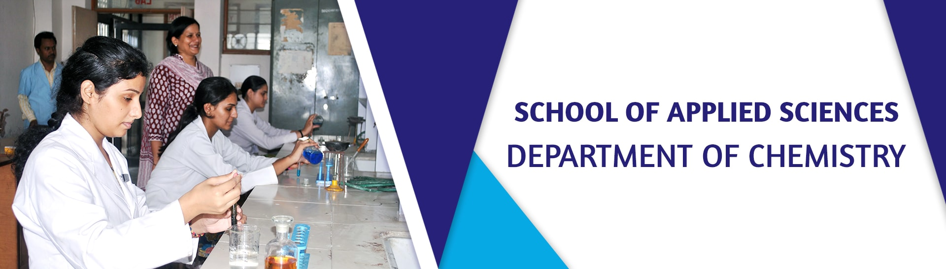 applied science department