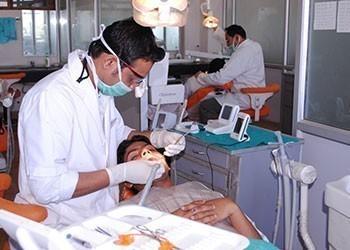 dental course in bbdu